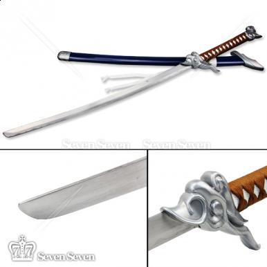 英联YXLM-疾风剑豪亚索COS钢刀98cm-XS9496