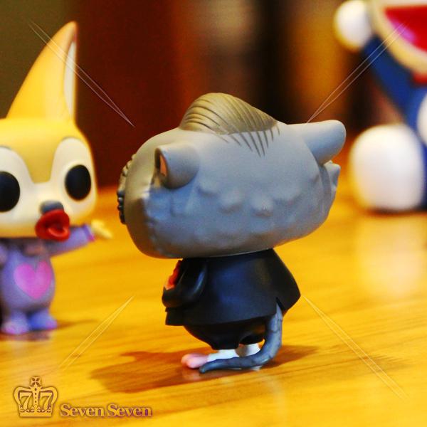 正版funko-pop迪士尼疯狂动物城鼹鼠大先生公仔
