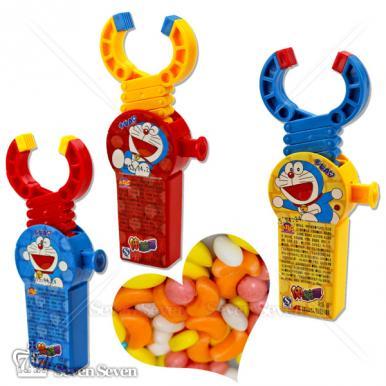 哆啦A梦创意玩具伸缩手糖果8g/支