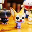 正版Funko-pop迪士尼疯狂动物城耳廓狐公仔