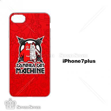 官方正版魔鬼猫手机壳iphone7/8P-机械魔鬼猫3号(红色)