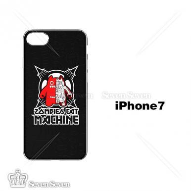 官方正版魔鬼猫手机壳iphone7/8-机械魔鬼猫3号(黑色)