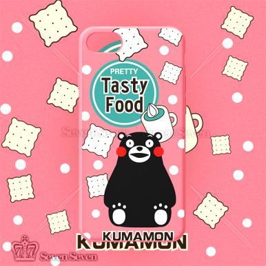 官方正版熊本熊手机壳iphone7/8P-吃货