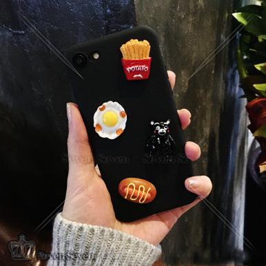 熊本熊全身款手机壳iphone7/8P