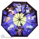 彩图防紫外线黑胶伞全职-万圣节A款