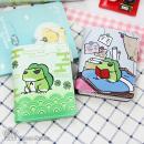 竖款带扣钱包-旅行蛙(两款混)
