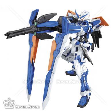 万代MG1/100蓝色异端高达2L改/迷惘高达
