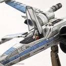 万代1/72  X翼星际战斗机 抵抗组织专用义军版