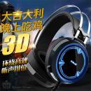 EHS965七彩呼吸灯头戴式耳机
