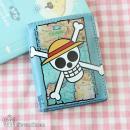 竖款带扣钱包-海贼